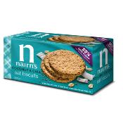 Nairn's - Wheat Free 'Coconut & Chia' Oat Biscuits (10x200g)