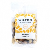 Wilton Wholefoods - Brazil Nuts (12x100g)