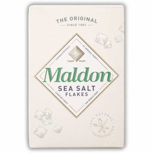 Maldon Salt Co - Original Sea Salt (12x250g)