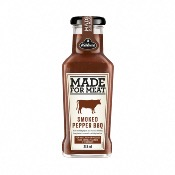 Made for Meat - Smoked Pepper BBQ Sauce (8x235ml)