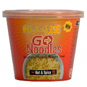 Ko-Lee - Cup Noodles 'Hot & Spicy' Tom Yum (6x65g)