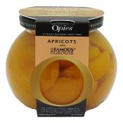 Opies - Apricots with Famous Grouse (6x460g)
