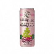 Folkington's Garden - Rhubarb & Apple (12x250ml)