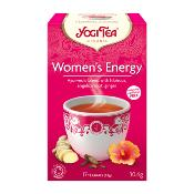 Yogi Tea - Organic Womens Energy (6x17's)