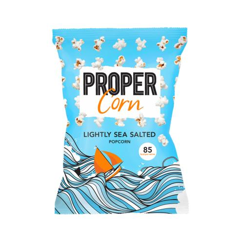 PROPERCORN - GF Lightly Sea Salted (8x70g)