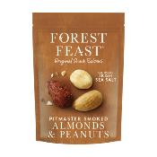 Forest Feast - Pitmaster Smoked Almonds & Peanuts (8x120g)