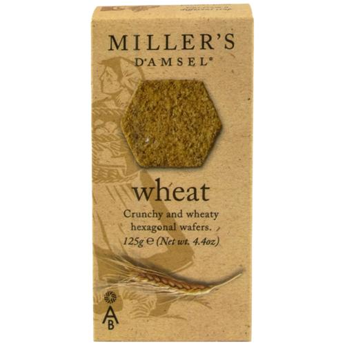 Miller's Damsels - Wheat Wafers (6x125g)