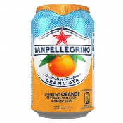 San Pellegrino - Sparkling Orange (24x330ml)