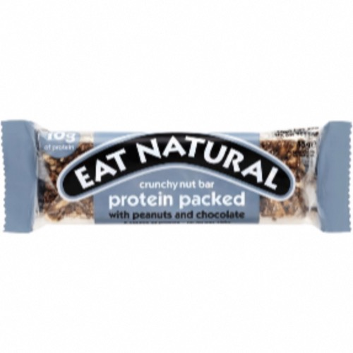 Eat Natural - GF PROTEIN Peanuts & Chocolate (12x45g)