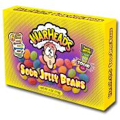 Warheads - 'Theatre Box' Sour Jelly Beans (12x113g)