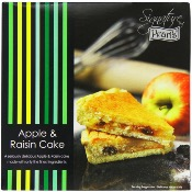 Signature Pearls - Apple & Raisin Cake (6's)