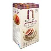 Nairn's GF - Super Seeded Oatcakes (8x180g)