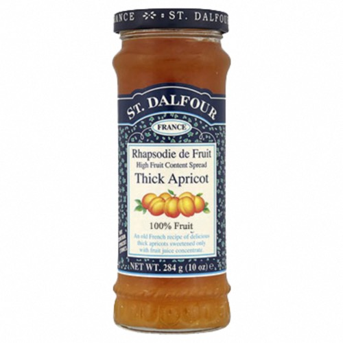 St. Dalfour - Thick Apricot (6x284g)