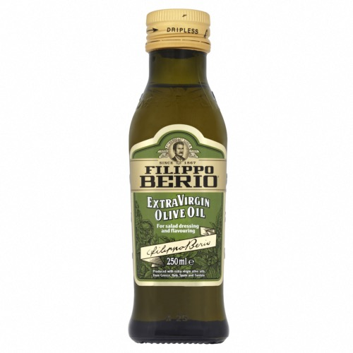 Filippo Berio - Extra Virgin Olive Oil (6x250ml)