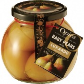 Opies - Baby Pears with Luxardo Amaretto (6x420g)