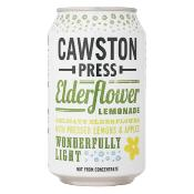 Cawston Press - Elderflower Lemonade (24x330ml)