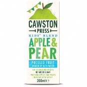 Cawston Press - Kids Blend Apple & Pear (6x3x200ml)