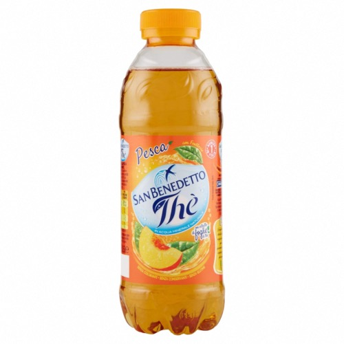 San Benedetto - Iced Tea Peach (12x500ml)