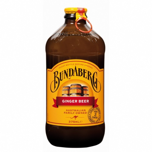 Bundaberg - Ginger Beer (12x375ml)