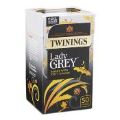 Twinings Tea Bags - 'Lady Grey' (4x50's)