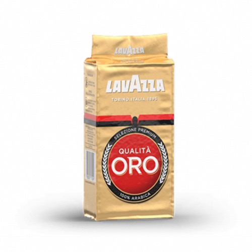 Lavazza - Qualita Oro - Smooth & Aromatic (6x250g)