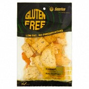 Sunrise GF Rice Crackers - Seaweed (12x100g)