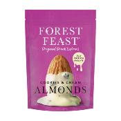 Forest Feast - Cookies & Cream Almonds (8x120g)