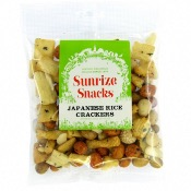Sunrize Snacks Japanese Rice Crackers (12x90g)