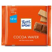 Ritter Sport - Cocoa Wafer (10x100g)