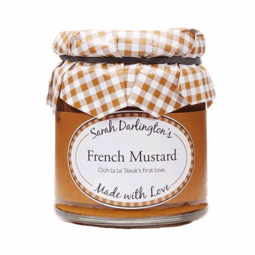 Mrs Darlington - French Mustard (6x180g)
