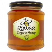 Rowse - Organic Honey Clear (6x340g)