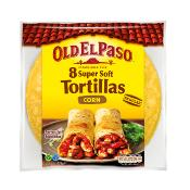 Old El Paso - Corn Tortillas (12x335g)