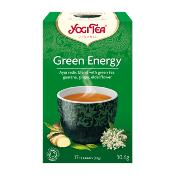 Yogi Tea - Organic Green Energy (6x17's)