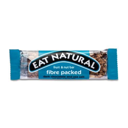 Eat Natural - GF 'Fibre Packed' Fruit & Nut (12x45g)