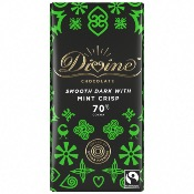 Divine - Mint Dark Chocolate (15x90g)
