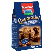 Loacker Quadratini - Chocolate (12x125g)