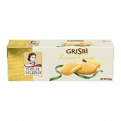 Vicenzi - 'Grisbi' Lemon Cream Biscuits (12x150g)