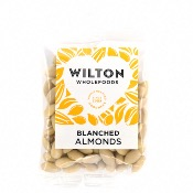 Wilton Wholefoods - Blanched Almonds (12x100g)