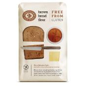 Doves Farm - GF Brown Bread Flour (5x1kg)