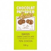 Menier - Swiss Cooking Chocolate 'Dark 73%' (20x100g)