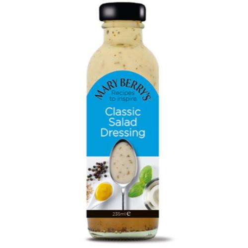 Mary Berry's - Classic Salad Dressing (6x235ml)