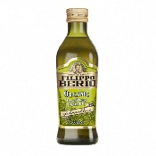 Filippo Berio - ORGANIC Extra Virgin Olive Oil (6x500ml)