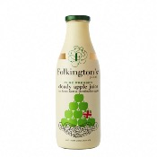 Folkington's - Pure Pressed Cloudy Apple Juice (6x1ltr)