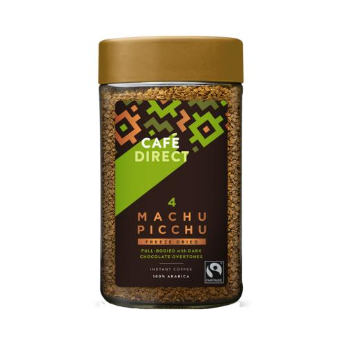 Café Direct - 'Instant' Machu Picchu - Freeze Dried (6x100g)