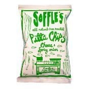 SOFFLE'S - Pitta Chips 'Cheese & Spring Onion' (9x165g)