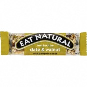 Eat Natural - GF Date/ Walnut/ Pumpkin Seed (12x50g)