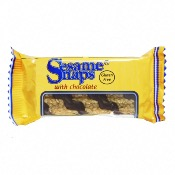Blue Label GF Sesame Snaps with Chocolate (24x30g)