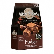 Mrs Tilly's GF - Belgian Chocolate Fudge (6x150g)