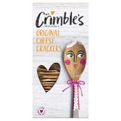 Mrs Crimble's GF - Original Cheese Crackers (12x130g)