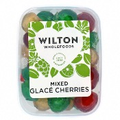 Wilton Wholefoods - Mixed Glace Cherries (12x200g)